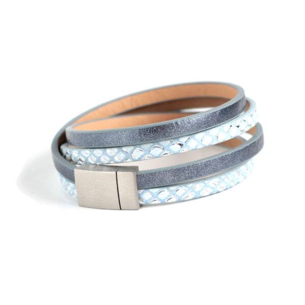 bransoletka-niebieska-z-rzemieni-i-stalowego-zapiecia